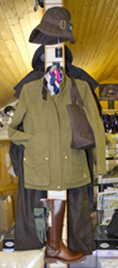 Country Wear Display